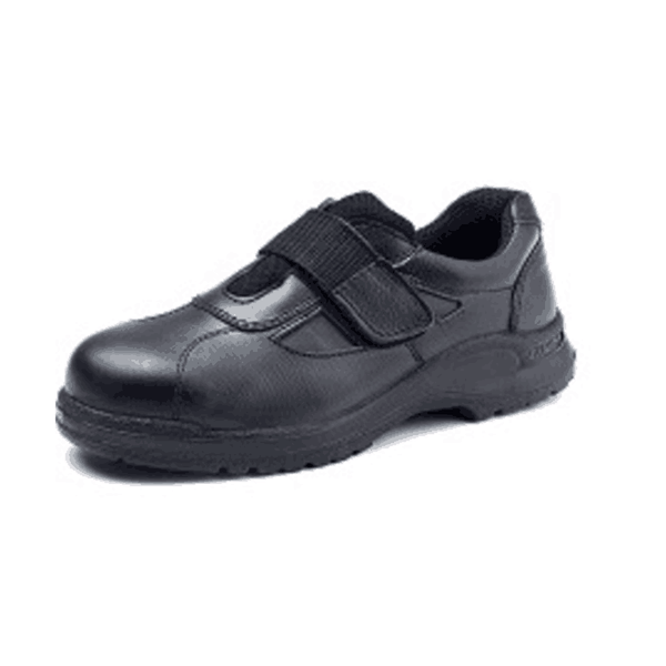 Honeywell Kings Violet Collection Ladies Safety Shoe Size:9 Black KL221X