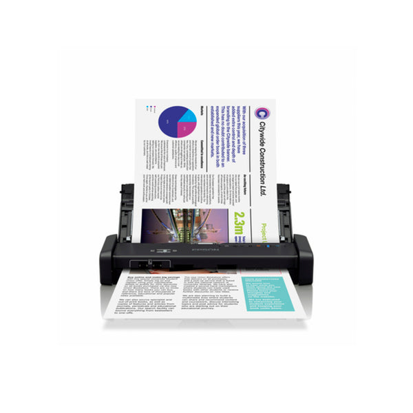 Epson Work Force Portable Sheet-fed Document Scanner DS-310