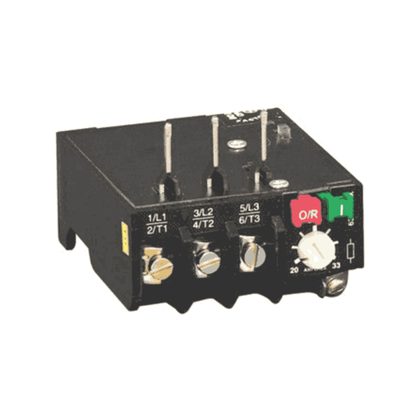 L&T Thermal Overload Relays MN2 Type
