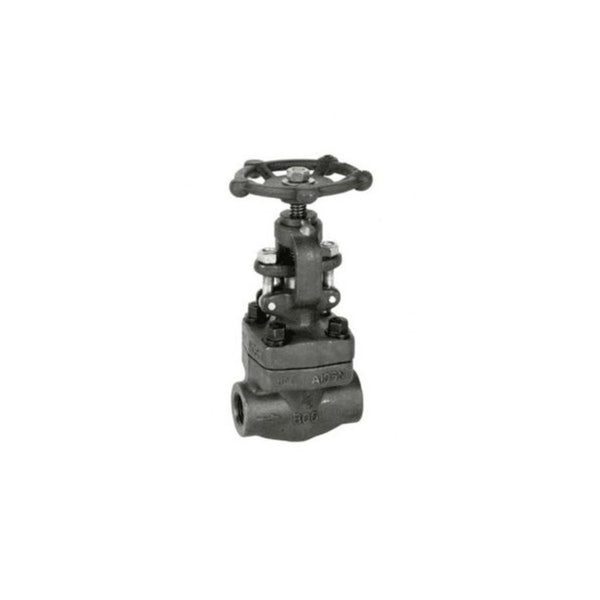 GM Gate Valves 800 Straight Bolted Bonnet A-105 20 mm