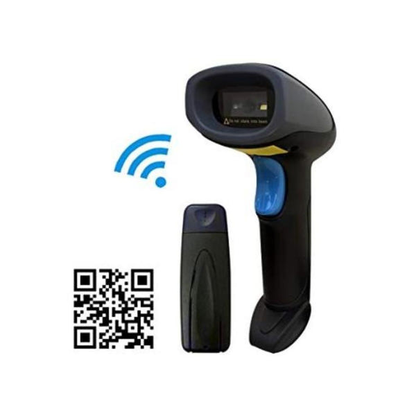 Pegasus Wireless QR Barcode Scanner 2D PS3217
