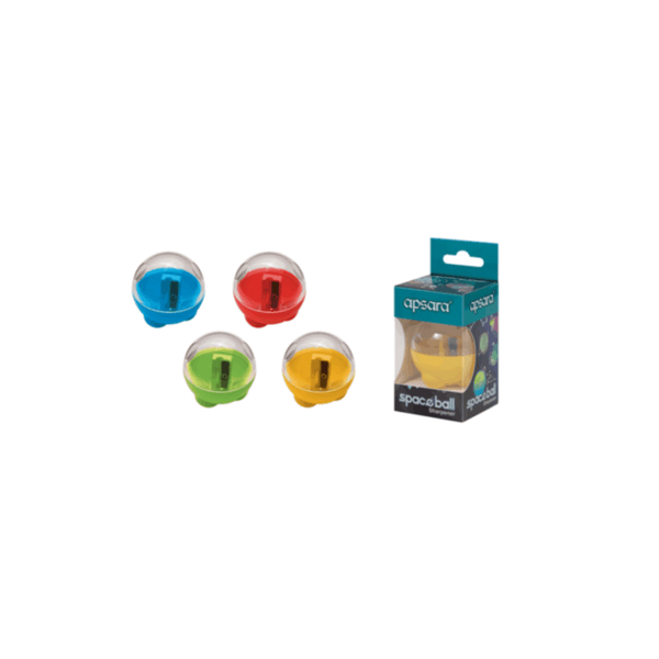 Apsara Spaceball Sharpener (Pack of 100)