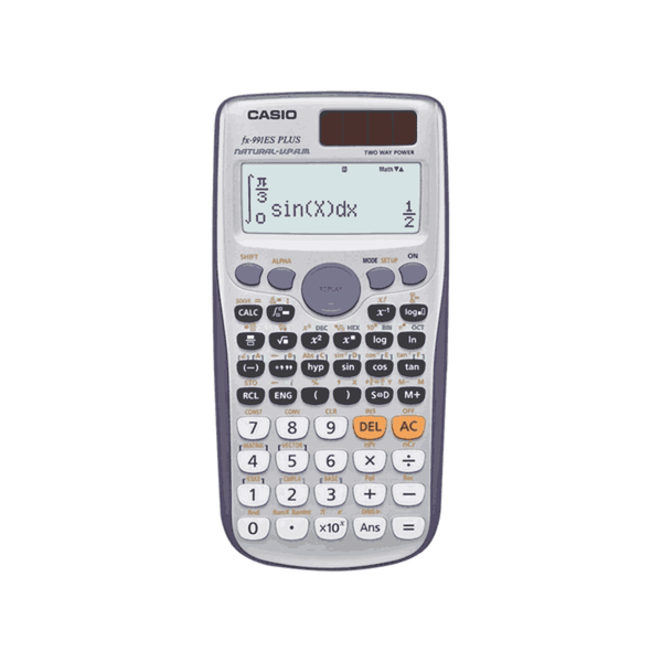 Casio Plus Scientific Calculator FX-991ES
