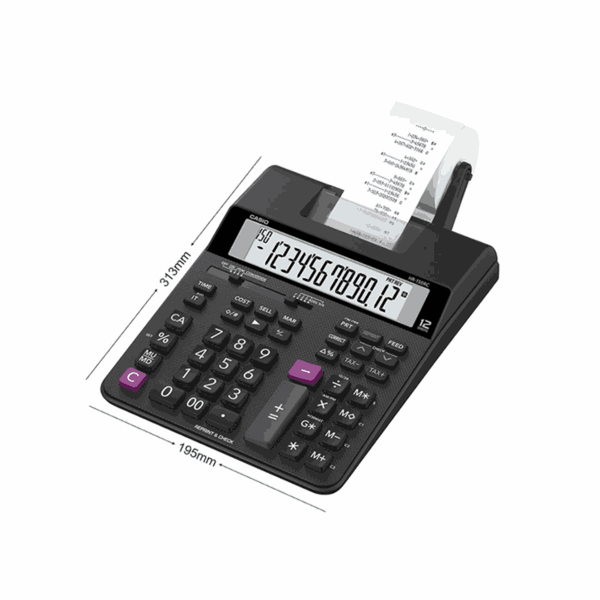 Casio Business Calculator DJ-120D