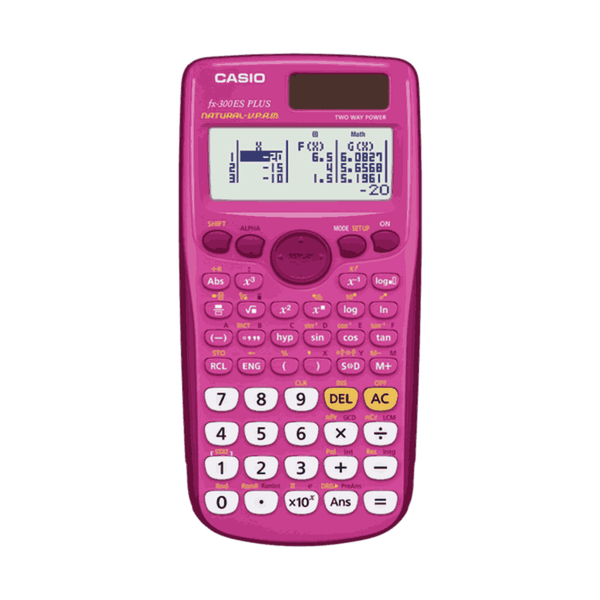 Casio Plus-PK Engineering / Scientific Calculator FX300ES