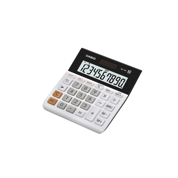 Casio Business Calculator MH-10M