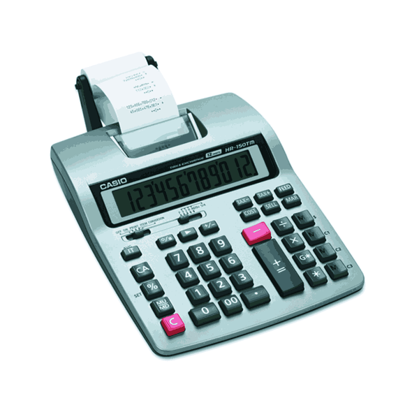 Casio Business Calculator HR-150TM Plus