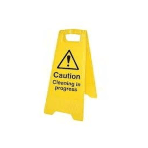 Maxigo Plastic Caution Board (Cleaning in processes)