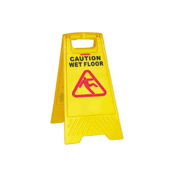 Maxigo Plastic Caution Board(Blank)