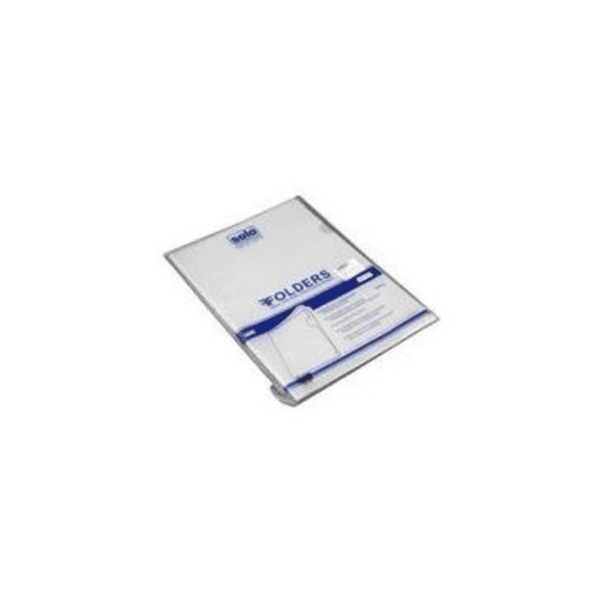 Solo A4 Clear Holder CH101 (Pack of 100)