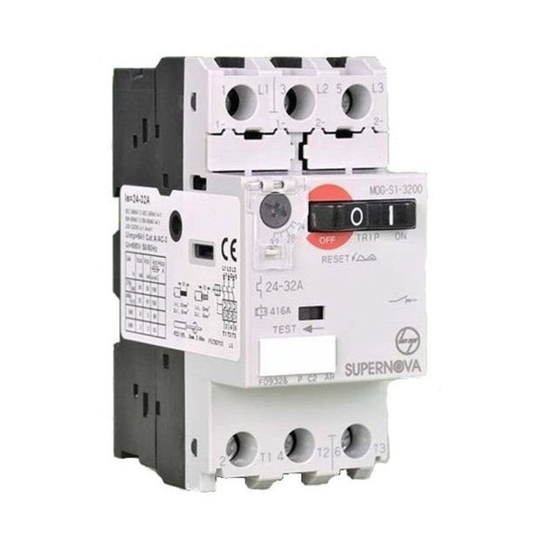 L&T Motor Protection Circuit Breakers 1.00 A MOG-S1 ST41893OOOO