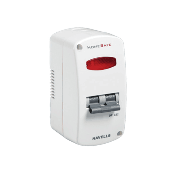 Havells SRCD WOCP Home Safe 16 A DHDPACSN2030016