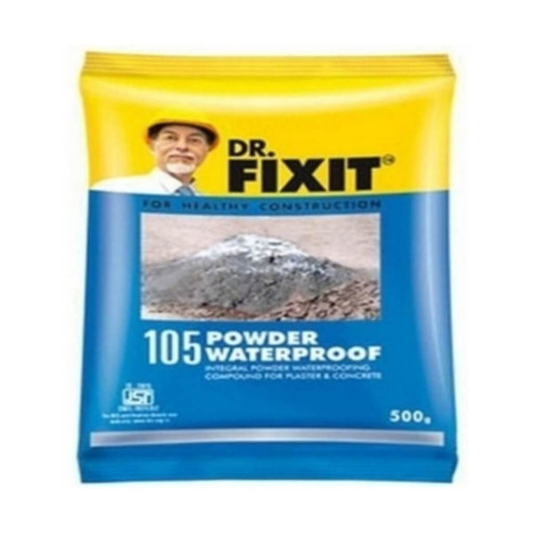 Dr. Fixit 0.5 kg Powder Waterproof