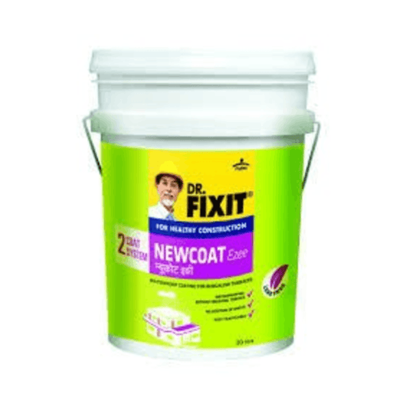 Dr. Fixit 10 Litre New Coat Ezee Acrylic Coating