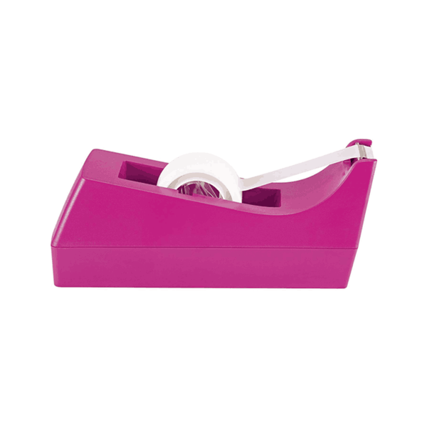 Scotch Tape Dispenser Pink 1 Dispenser (C-38-P)