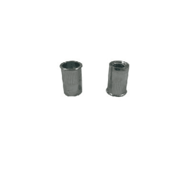 Stanley M6 x 1.00 Thread Size 15 mm Length Rivet Nut 5516-6040 (Pack of 1000)