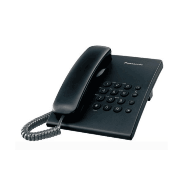 Panasonic Single Line Corded Phone KX-TS500MXBD