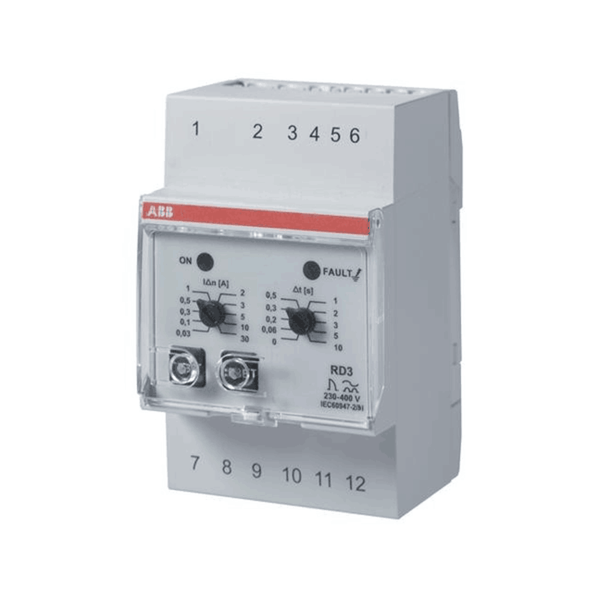 ABB Residual Current Relay RD3