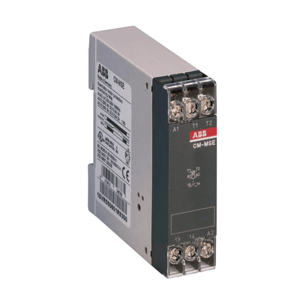 ABB AC Type Thermistor Motor Protection Relay 1n/o 24V