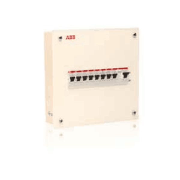 ABB Classic Series IP30 Distribution Board Single phase SHC