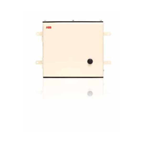ABB Classic Series IP54 Distribution Board Single phase SHC