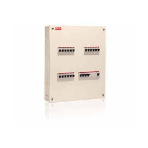 ABB Classic Series IP30 Distribution Board Three Phase SHDB