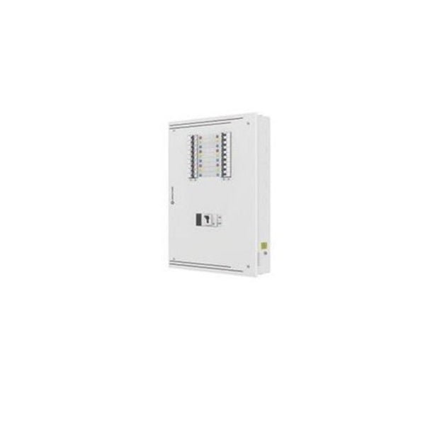 L&T Vertical TPN Distribution Board With MCCB Incomer Single Door