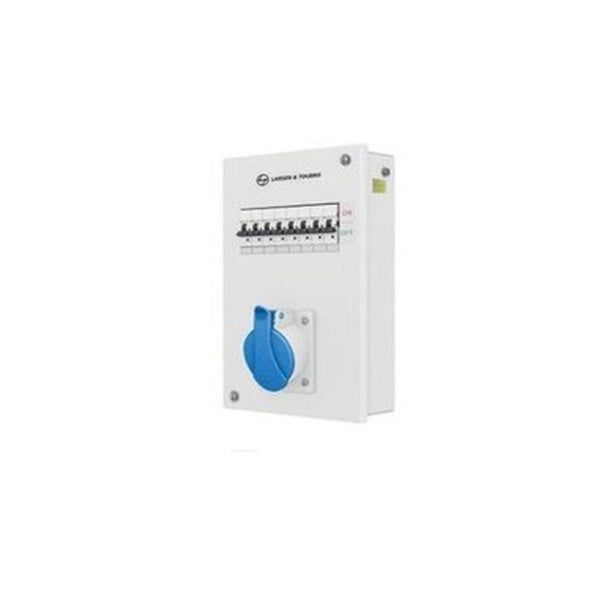 L&T Plastic Plug & Socket Distribution Board