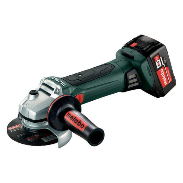 Metabo 18 V Cordless Angle Grinder W 18 LTX 125 Quick