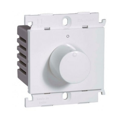 Legrand Myrius Rotative Dimmer For Light 60 - 250 W  2 Module 6755 35