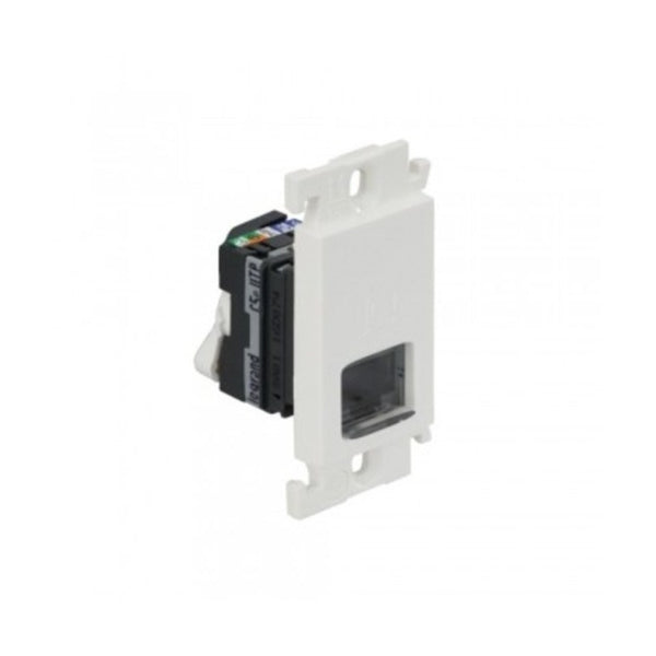 Legrand Myrius RJ45 Socket Cat 6 With Shutter  1 Module  6759 67
