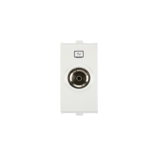 Anchor Penta TV Socket Outlet Single 1Module 65502
