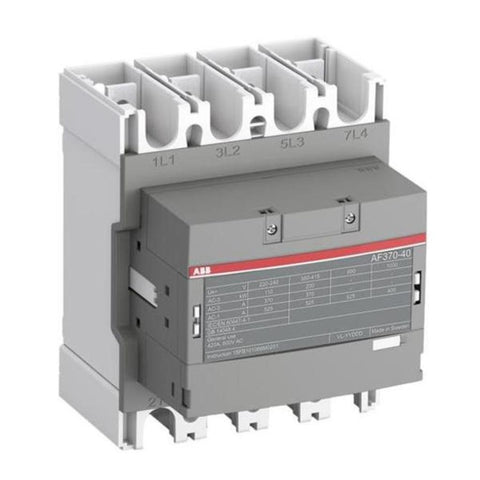ABB DC Type Contactor Four Pole AF305-40-00
