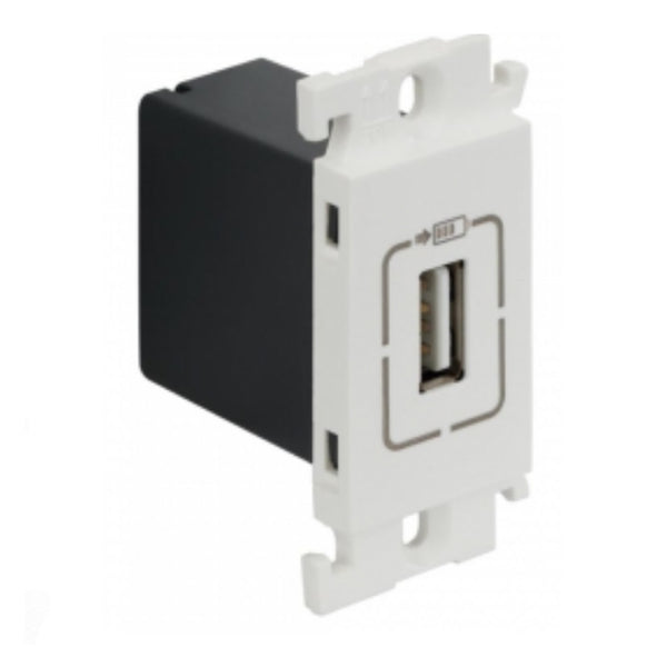Legrand Mylinc USB Charger 1 Module 6759 71