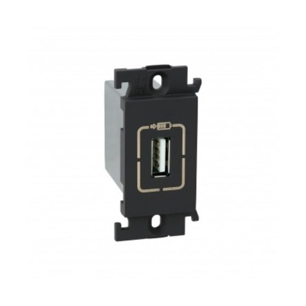 Legrand Myrius USB Charger 1 Module 6763 43