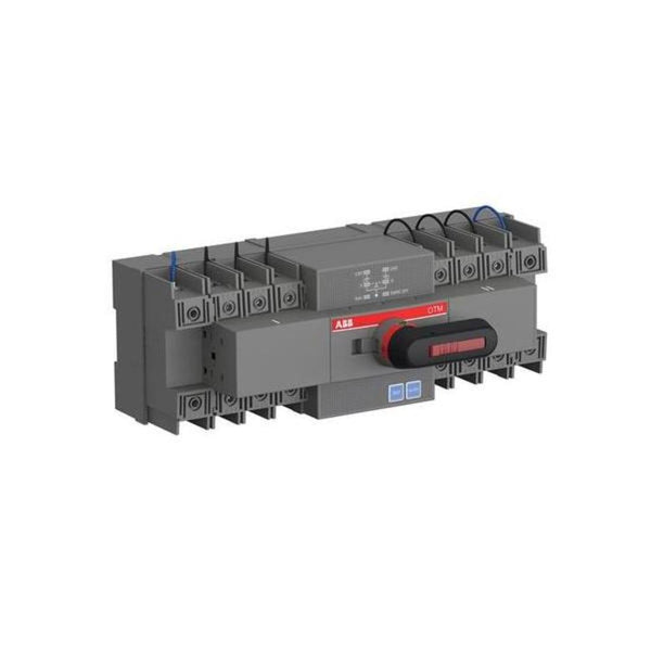 ABB Automatic Transfer Switch Four Pole 40-125 A