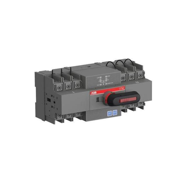 ABB Automatic Transfer Switch Three pole 63-125 A