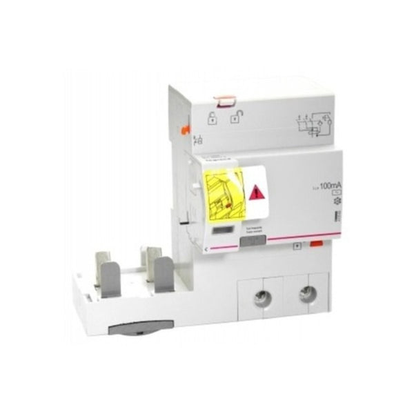 Legrand DX3 125 A RCD Double Pole 240 V 4105 69