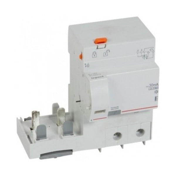 Legrand DX3 125A RCD HPI Type Double Pole 240V 4105 78