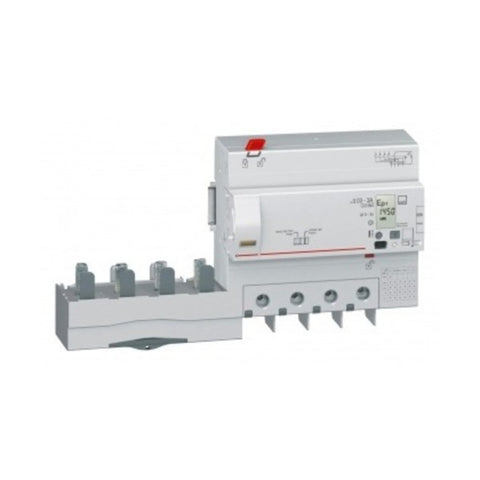 Legrand DX3  RCD Adjustable Metering Four Pole 415V