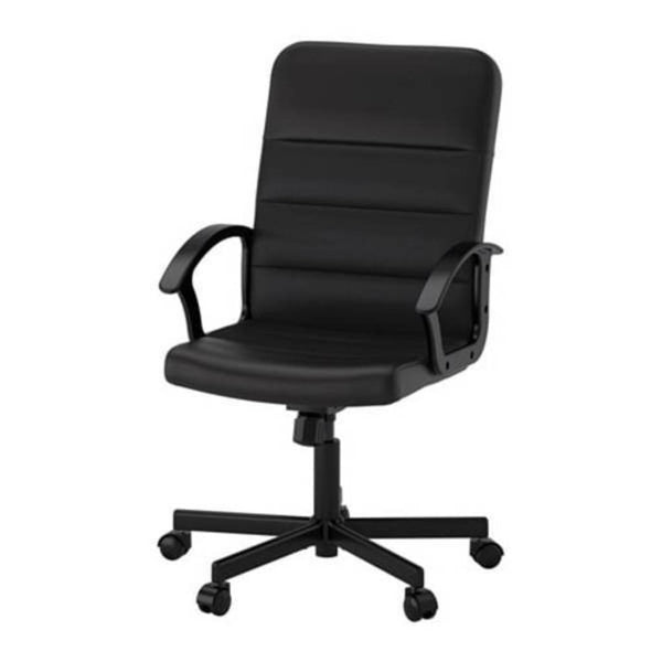 UDF Balck Office Rolling Chair