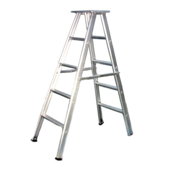 UDF Aluminium Double Sided Ladder 7 Feet