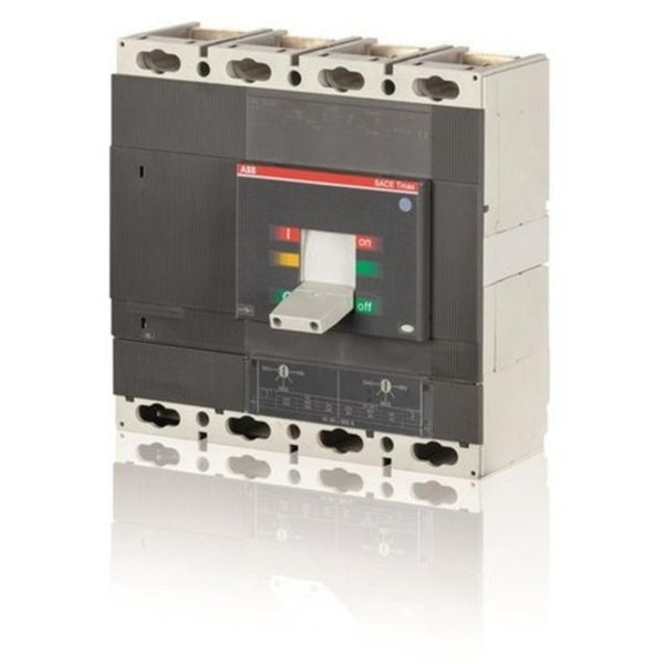 ABB 36KA 415 V MCCB 800A Four Pole T6N 800 TMA 800-8000 4p F F InN=100%In