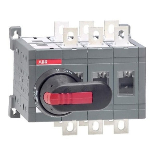 ABB OT Manual Changeover Switch Three Pole 160A-3200A
