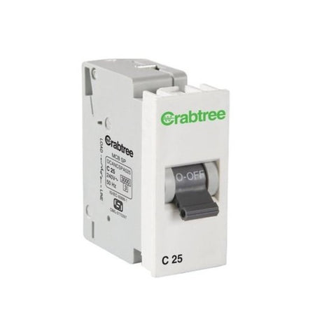 Crabtree Amare SP C-Mini MCB 32A DCNNCSPA032