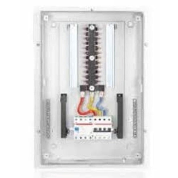 ABB  IP 54  Vertical Distribution Board Three phase E-SVTDB