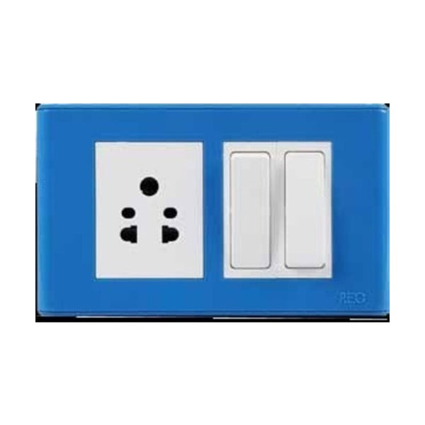Havells REO Outer & Inner Plate Aqua Blue