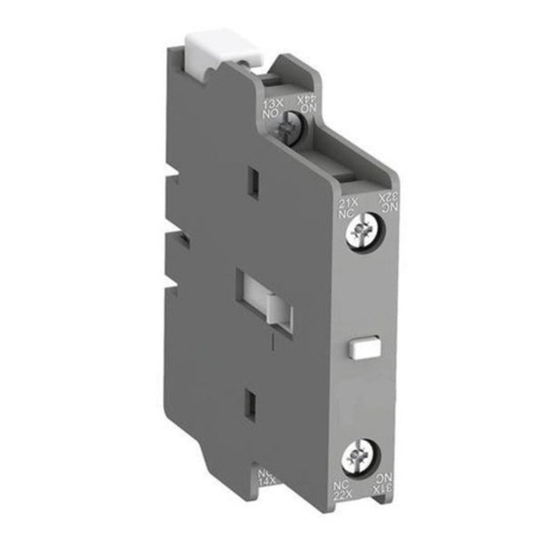 ABB Auxiliary Contact Block CAL