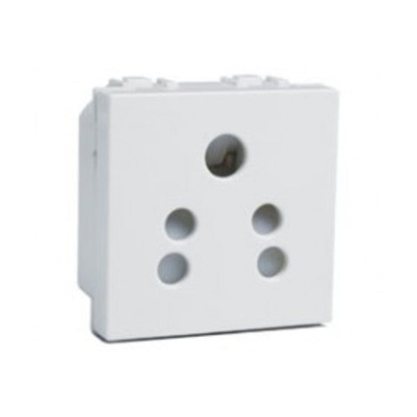 Havells REO 25A Socket With Shutter AHBKCXW251