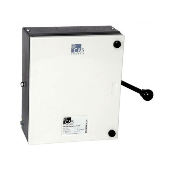 C&S Off load Changeover Switch 32A – 400A